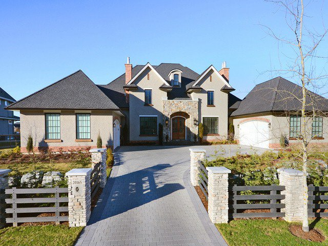 """Main Photo: 20165 1ST Avenue in Langley: Campbell Valley House for sale in """"HIGH POINTE"""" : MLS®# F1403140"""