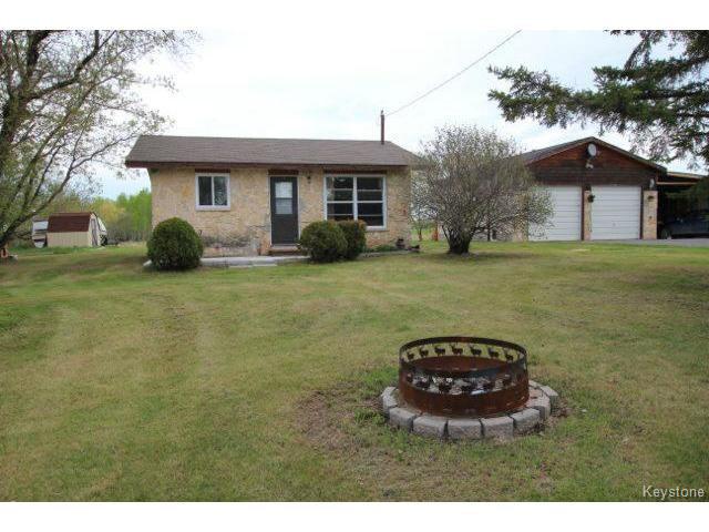 Main Photo: 31083 Road 86N Road in LIBAU: East Selkirk / Libau / Garson Residential for sale (Winnipeg area)  : MLS®# 1412846