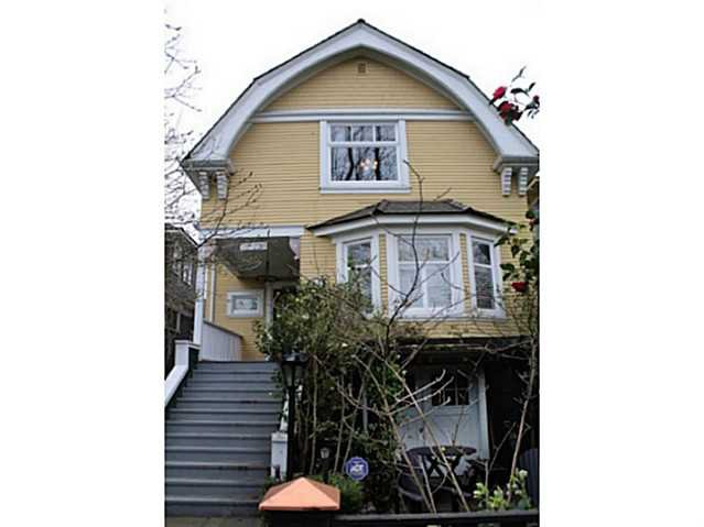 Main Photo: 2451 ETON Street in Vancouver: Hastings East House for sale (Vancouver East)  : MLS®# V1107004