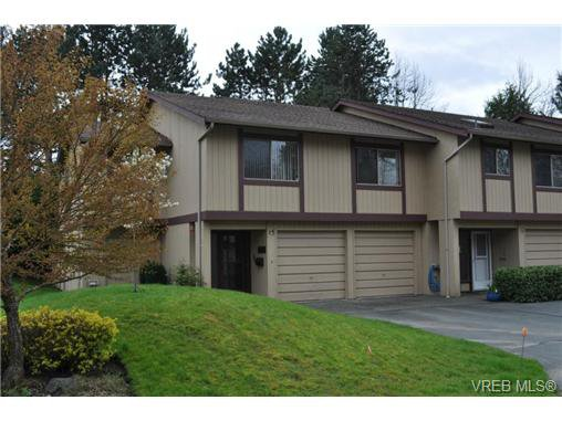 Main Photo: 15 2020 White Birch Rd in SIDNEY: Si Sidney North-East Row/Townhouse for sale (Sidney)  : MLS®# 696655