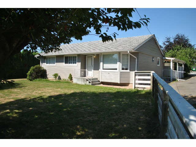 """Main Photo: 1091 248 Street in Langley: Otter District House for sale in """"Otter District"""" : MLS®# F1446986"""
