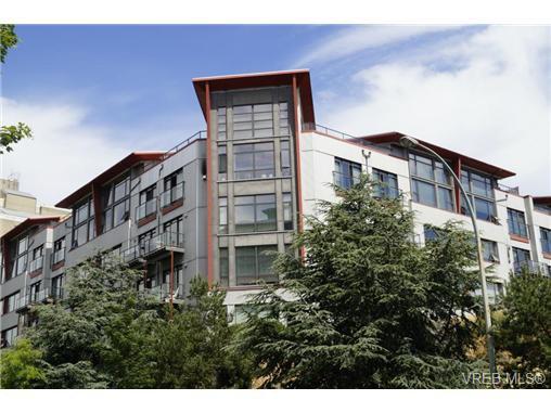 Main Photo: 304 455 Sitkum Road in VICTORIA: VW Victoria West Condo Apartment for sale (Victoria West)  : MLS®# 366088
