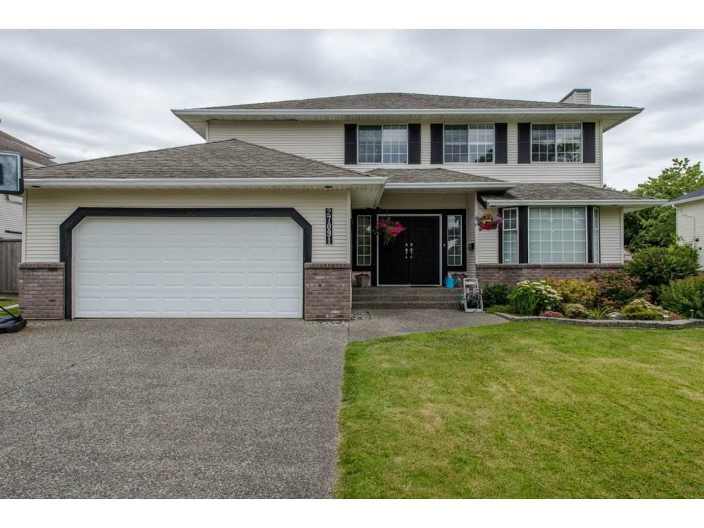 "Main Photo: 27091 24A Avenue in Langley: Aldergrove Langley House for sale in ""South Aldergrove"" : MLS®# R2080123"