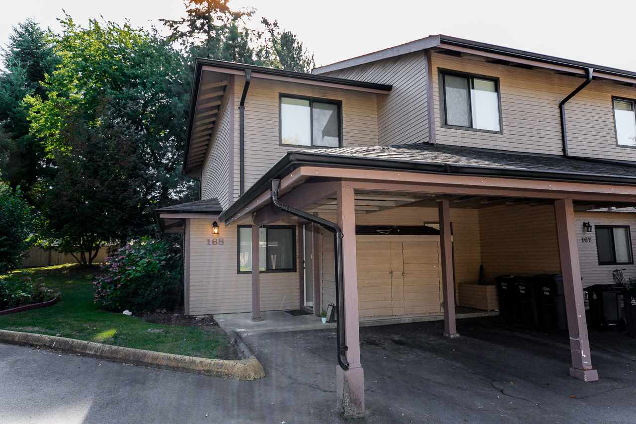 "Main Photo: 168 7261 140 Street in Surrey: East Newton Townhouse for sale in ""NEWTON PARK"" : MLS®# R2108864"