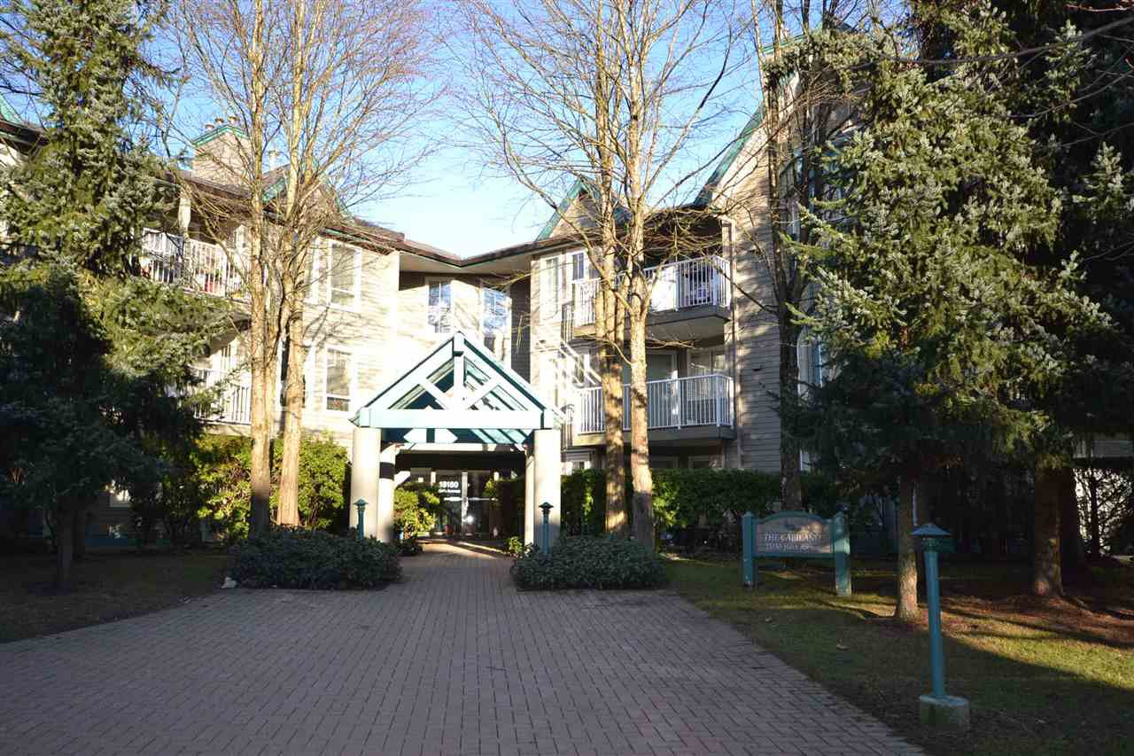 Main Photo: 204 15150 108 Avenue in Surrey: Bolivar Heights Condo for sale (North Surrey)  : MLS®# R2140611