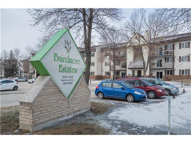 Photo 1: Photos: 1048 Bairdmore Boulevard in Winnipeg: Richmond West Condominium for sale (1S)  : MLS®# 1704936