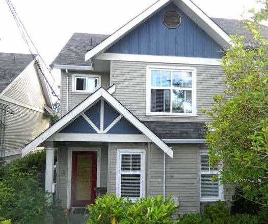 Main Photo: 2347 Bowen Road in Nanaimo: Townhouse for sale