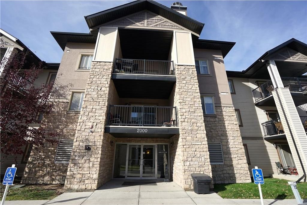 Main Photo: 2108 16969 24 Street SW in Calgary: Bridlewood Condo for sale : MLS®# C4142179