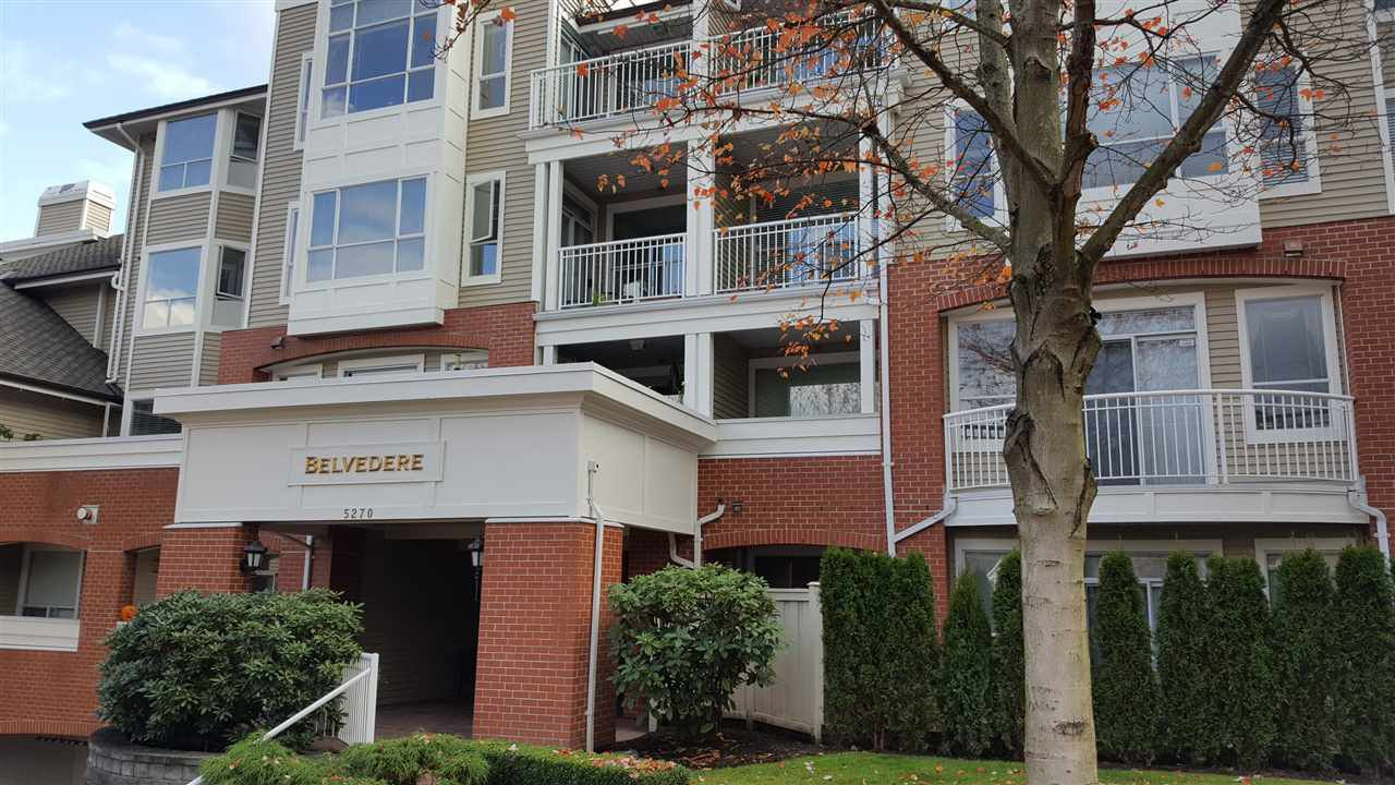"""Main Photo: 305 5270 OAKMOUNT Crescent in Burnaby: Oaklands Condo for sale in """"THE BELVEDERE"""" (Burnaby South)  : MLS®# R2218665"""