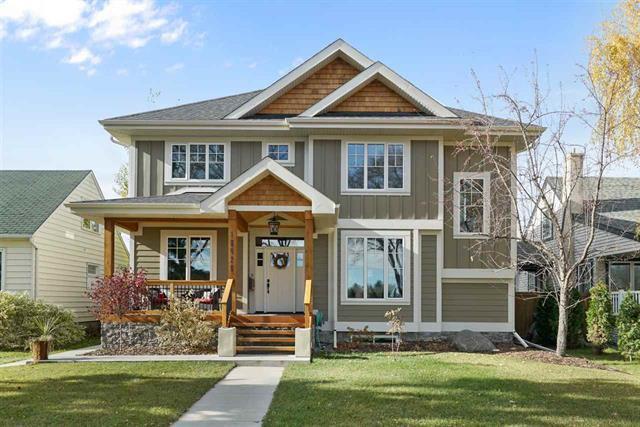 Main Photo: 10426 138 Street NW in Edmonton: Glenora House for sale : MLS®# E4086225