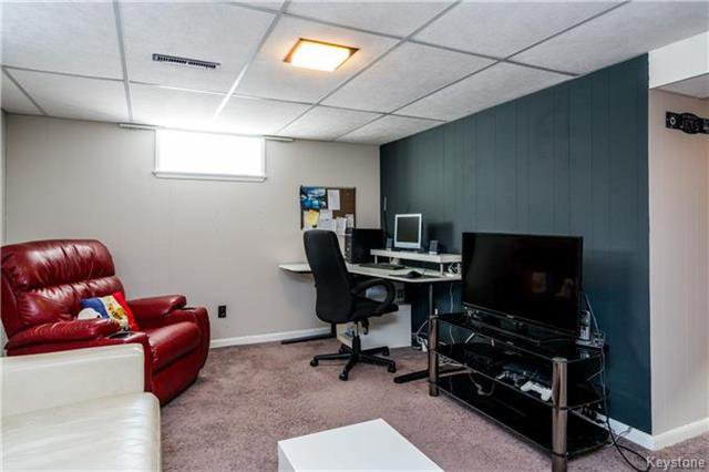 Photo 16: Photos: 884 Fisher Street in Winnipeg: Riverview Residential for sale (1A)  : MLS®# 1805068