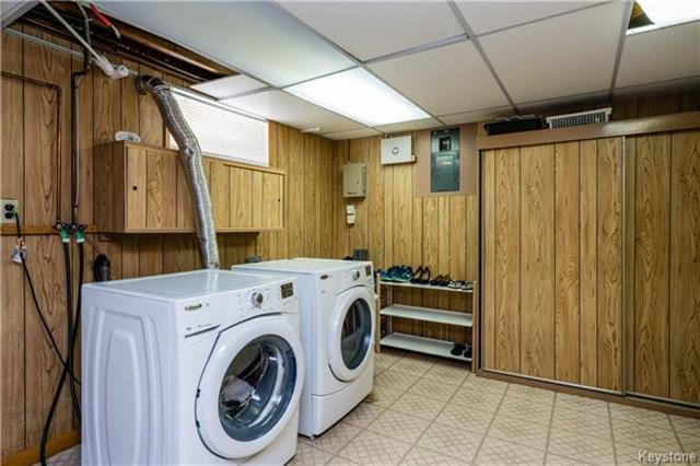 Photo 20: Photos: 884 Fisher Street in Winnipeg: Riverview Residential for sale (1A)  : MLS®# 1805068