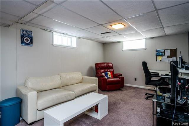 Photo 15: Photos: 884 Fisher Street in Winnipeg: Riverview Residential for sale (1A)  : MLS®# 1805068