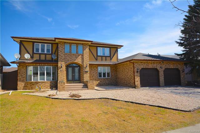 Main Photo: 47 Attache Drive in Winnipeg: Parkway Village Residential for sale (4F)  : MLS®# 1810691