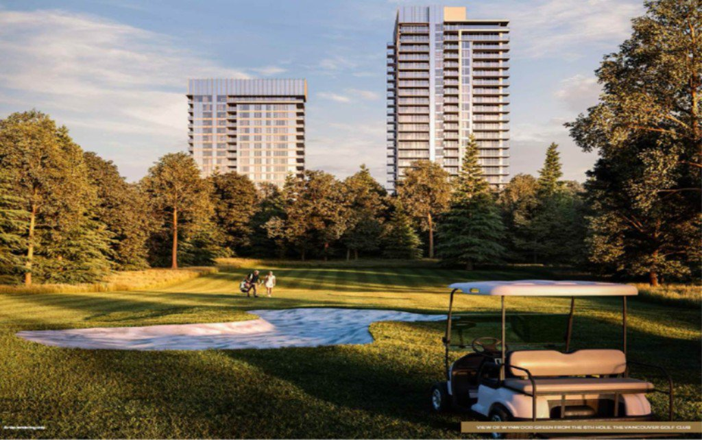Main Photo: #1707 at WYNWOOD GREEN by ANTHEM PROPERTIES in : Coquitlam West Condo  (Coquitlam)