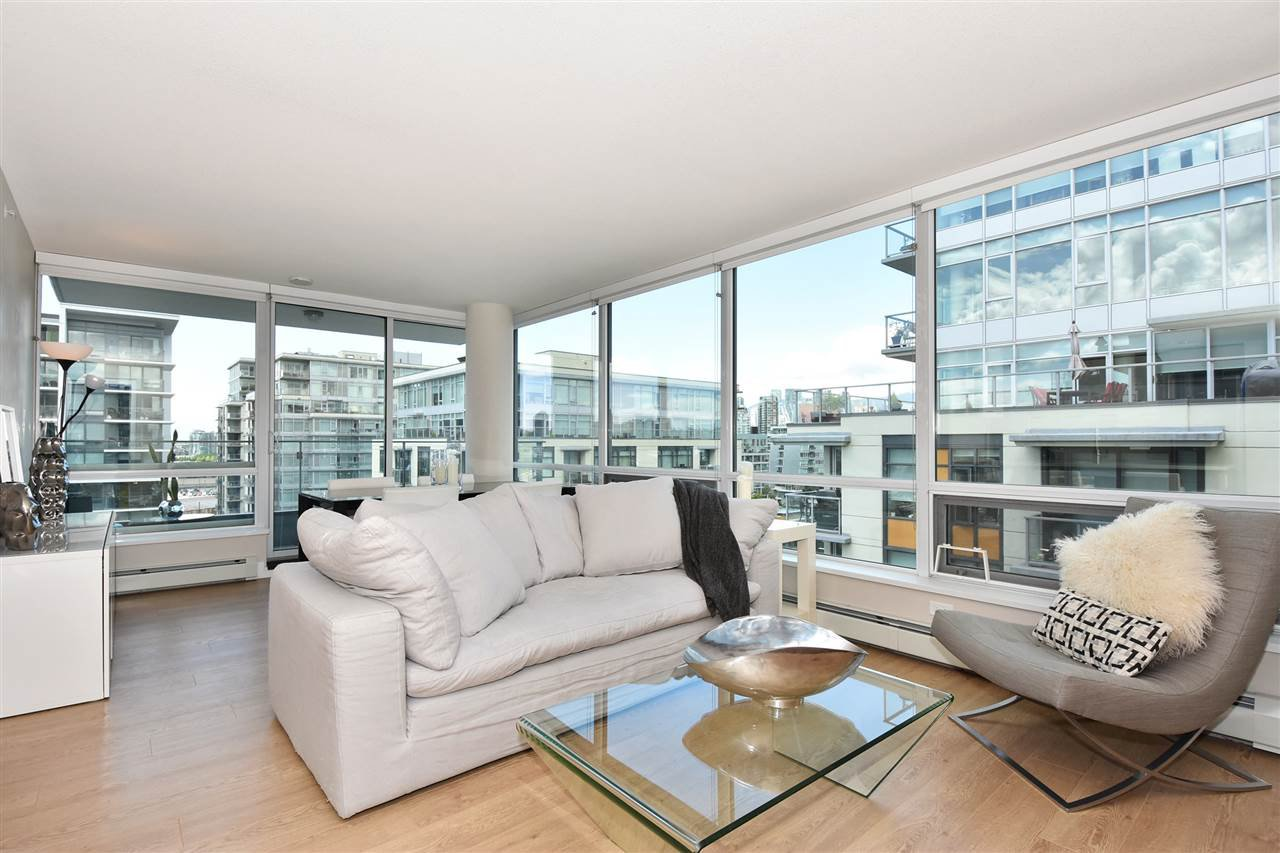 Main Photo: 1407 1783 MANITOBA Street in Vancouver: False Creek Condo for sale (Vancouver West)  : MLS®# R2276585