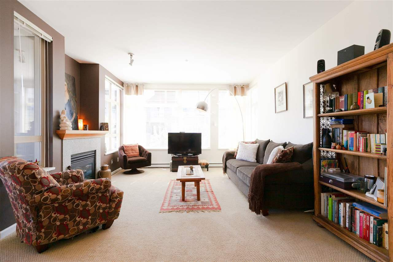 """Photo 9: Photos: 301 580 RAVENWOODS Drive in North Vancouver: Roche Point Condo for sale in """"Seasons"""" : MLS®# R2288594"""