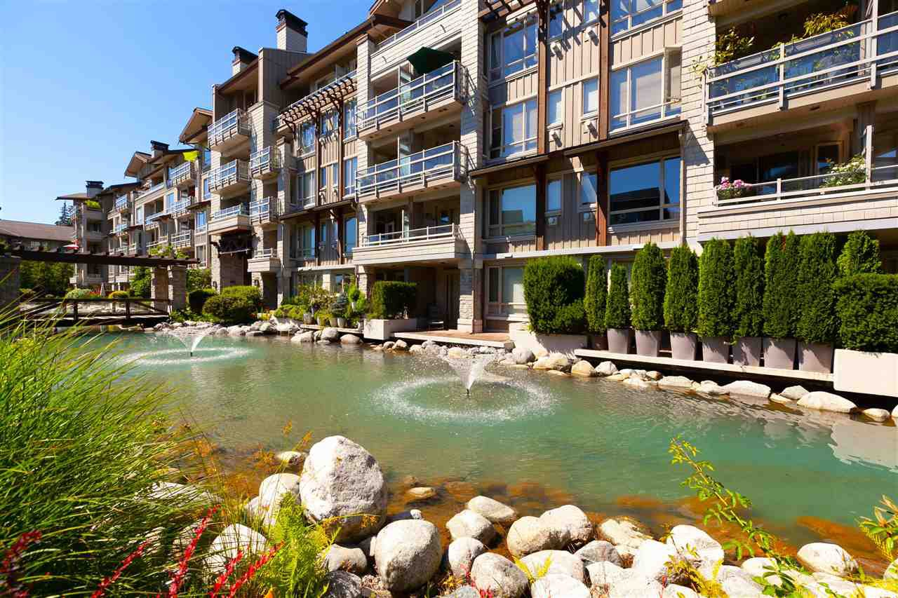 "Main Photo: 301 580 RAVENWOODS Drive in North Vancouver: Roche Point Condo for sale in ""Seasons"" : MLS®# R2288594"