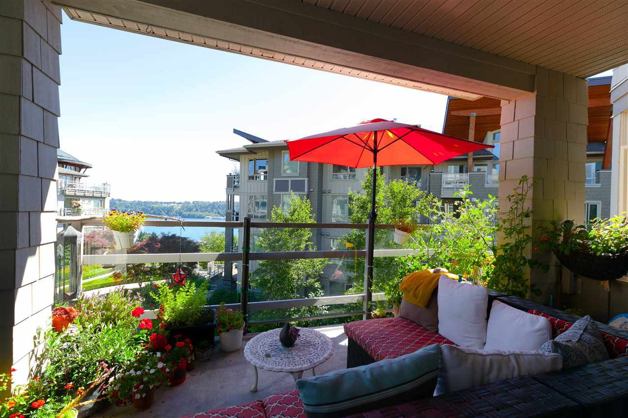 """Photo 12: Photos: 301 580 RAVENWOODS Drive in North Vancouver: Roche Point Condo for sale in """"Seasons"""" : MLS®# R2288594"""