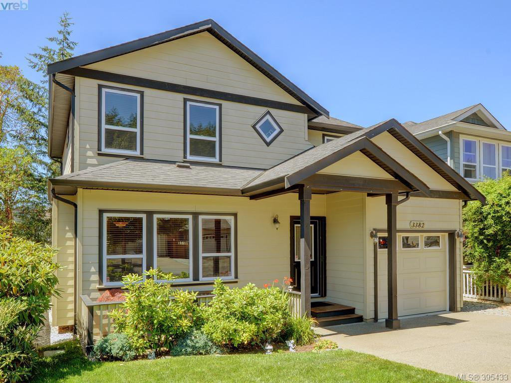 Main Photo: 3382 Turnstone Dr in VICTORIA: La Happy Valley Single Family Detached for sale (Langford)  : MLS®# 792713