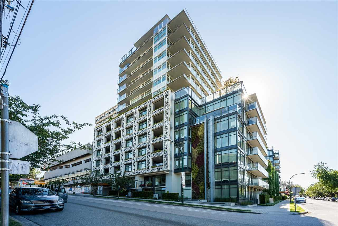 Main Photo: 1503 2411 HEATHER Street in Vancouver: Fairview VW Condo for sale (Vancouver West)  : MLS®# R2290956