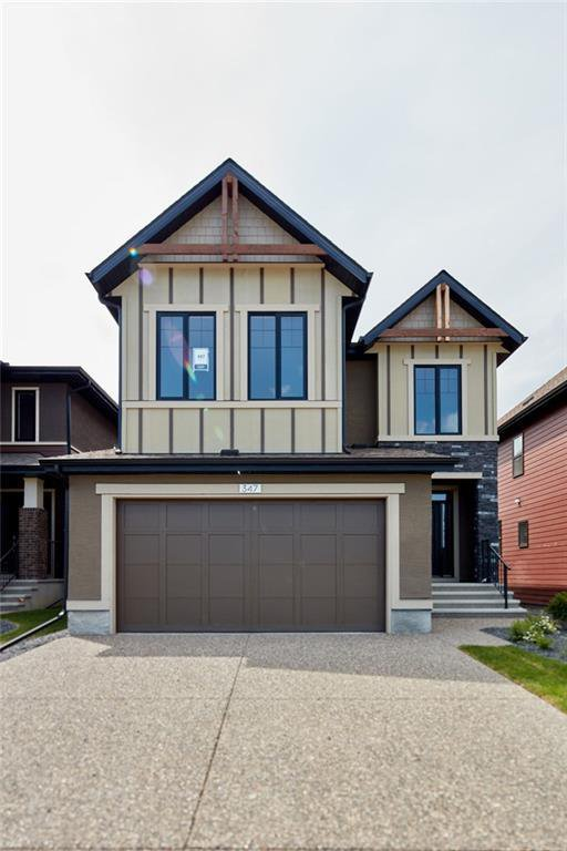 Main Photo: 347 Shawnee Boulevard SW in Calgary: Shawnee Slopes Detached for sale : MLS®# C4198689