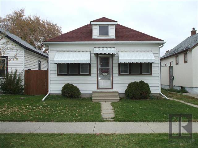 Main Photo: 429 Horace Street in Winnipeg: Norwood Residential for sale (2B)  : MLS®# 1827586