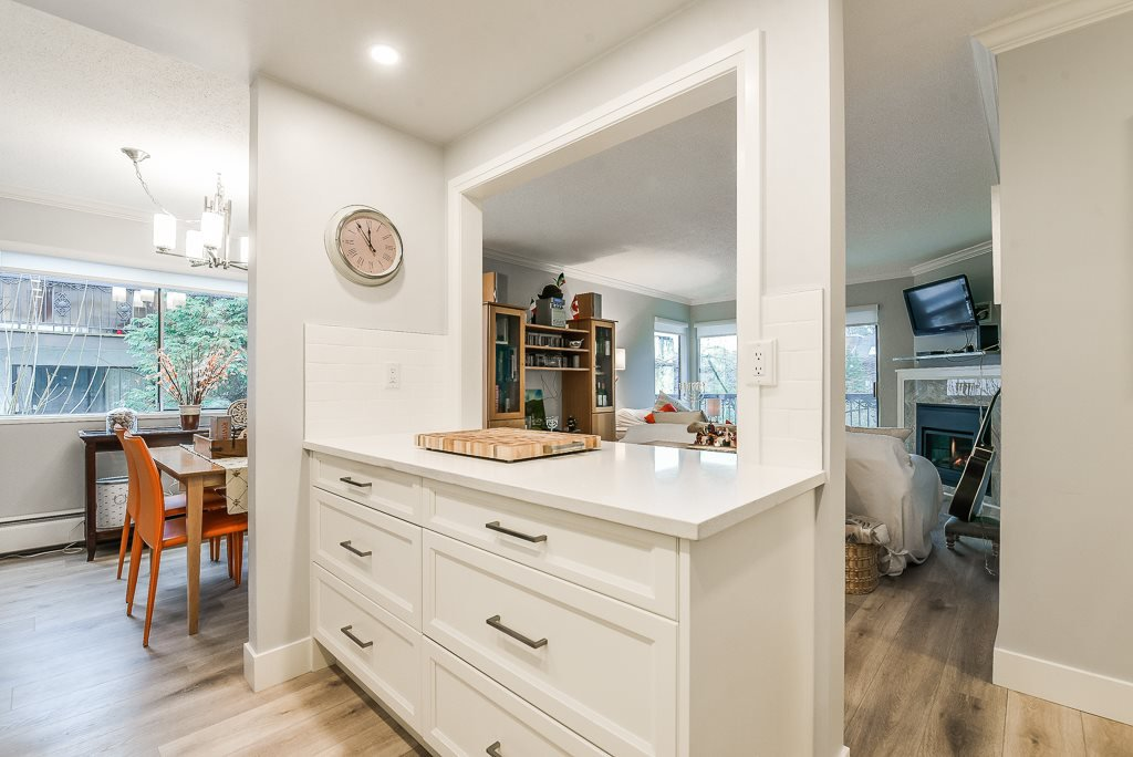 """Photo 12: Photos: 211 707 HAMILTON Street in New Westminster: Uptown NW Condo for sale in """"CASA DIANN"""" : MLS®# R2345218"""