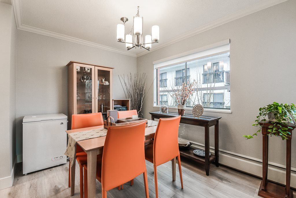 """Photo 15: Photos: 211 707 HAMILTON Street in New Westminster: Uptown NW Condo for sale in """"CASA DIANN"""" : MLS®# R2345218"""