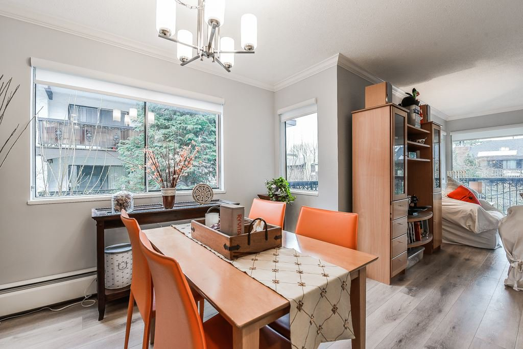 """Photo 13: Photos: 211 707 HAMILTON Street in New Westminster: Uptown NW Condo for sale in """"CASA DIANN"""" : MLS®# R2345218"""