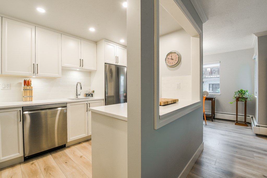"""Photo 7: Photos: 211 707 HAMILTON Street in New Westminster: Uptown NW Condo for sale in """"CASA DIANN"""" : MLS®# R2345218"""