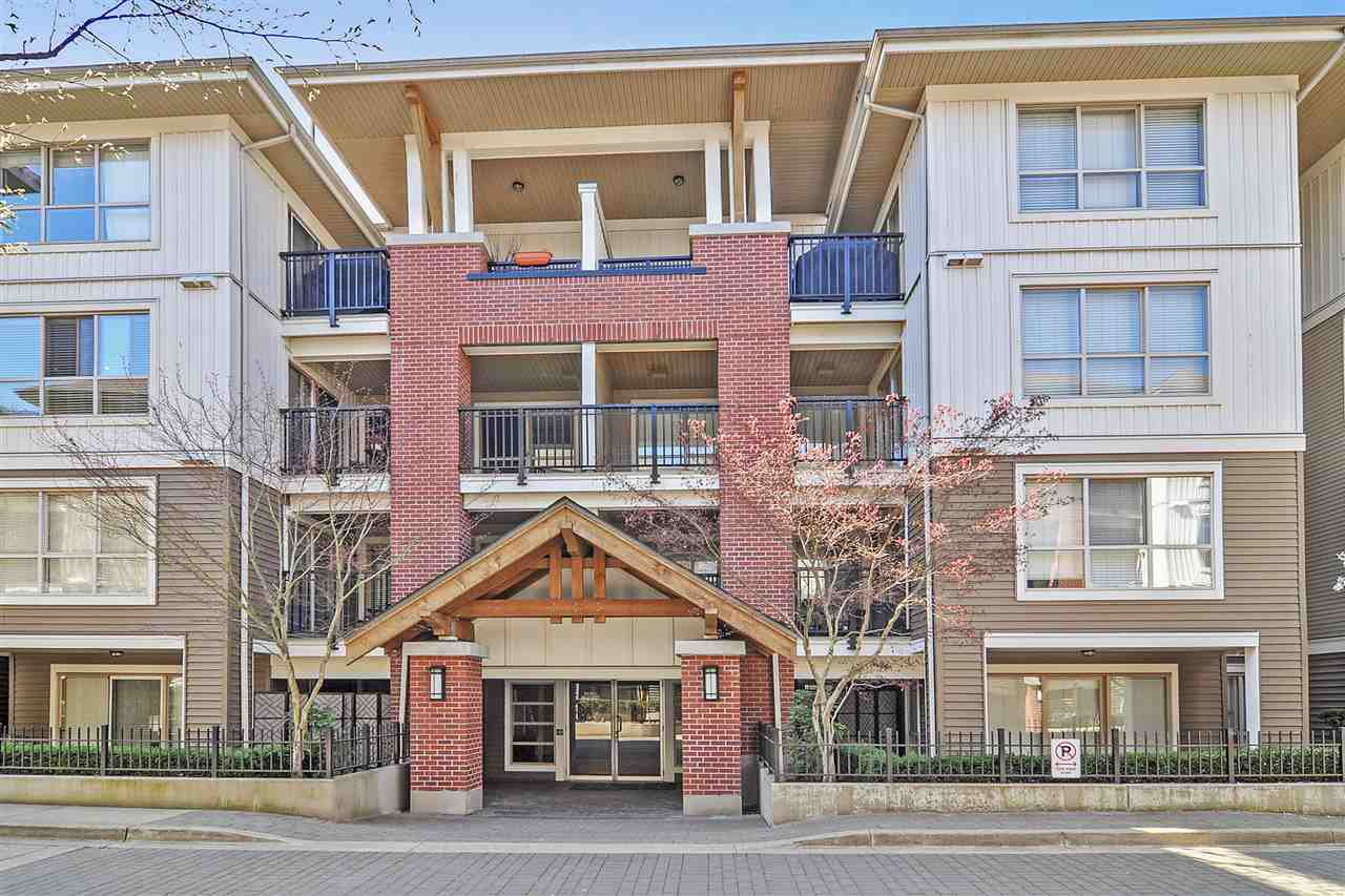 """Main Photo: C307 8929 202 Street in Langley: Walnut Grove Condo for sale in """"The Grove"""" : MLS®# R2375294"""