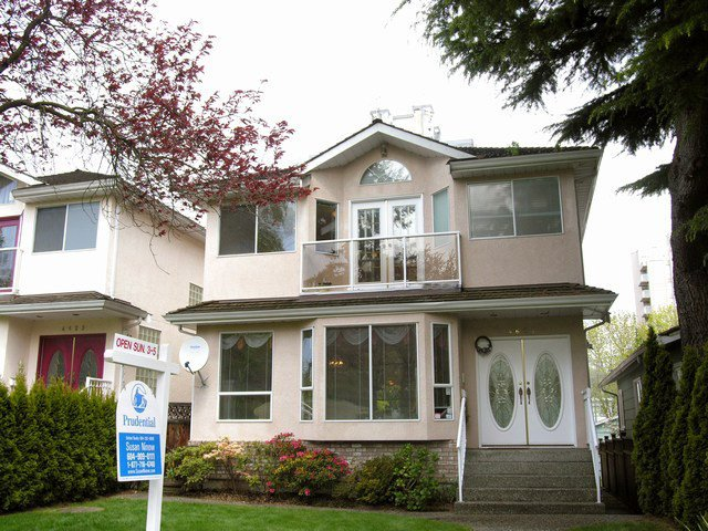 Main Photo: 4621 W. 11 Ave in Vancouver: Point Grey Home for sale ()  : MLS®# V706980