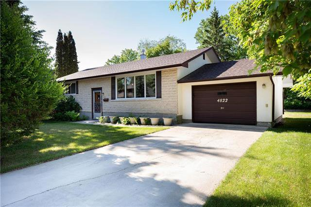 Main Photo: 4822 Eldridge Avenue in Winnipeg: Residential for sale (1G)  : MLS®# 1917126