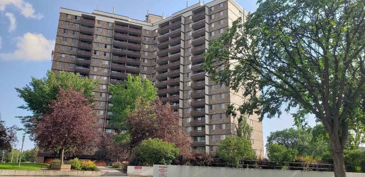 Main Photo: 902 13910 Stony Plain Road in Edmonton: Zone 11 Condo for sale : MLS®# E4165064