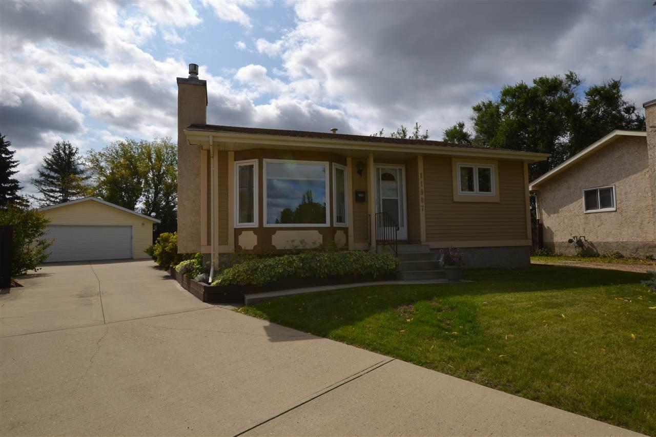 Main Photo: 11907 138 Avenue in Edmonton: Zone 27 House for sale : MLS®# E4170147