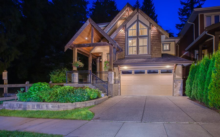 Main Photo: 1236 RAVENSDALE Street in Coquitlam: Burke Mountain House for sale : MLS®# R2402455