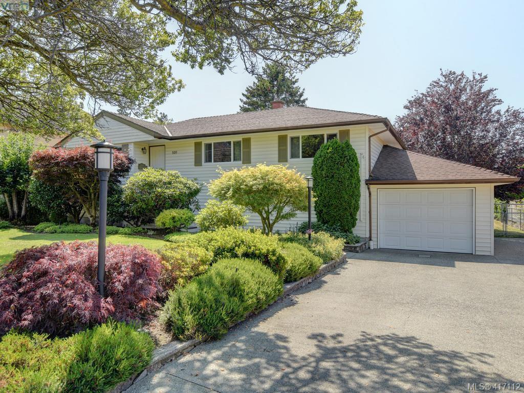 Main Photo: 510 Richmond Avenue in VICTORIA: Vi Fairfield East Single Family Detached for sale (Victoria)  : MLS®# 417112