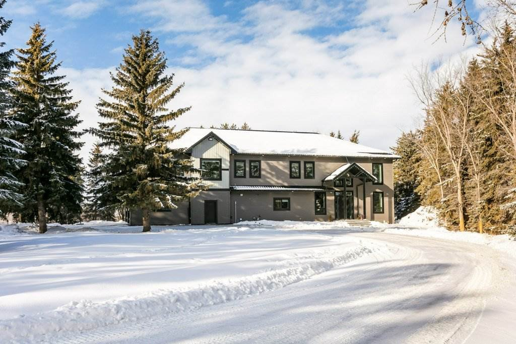 Main Photo: 50356 RGE RD 235: Rural Leduc County House for sale : MLS®# E4187731