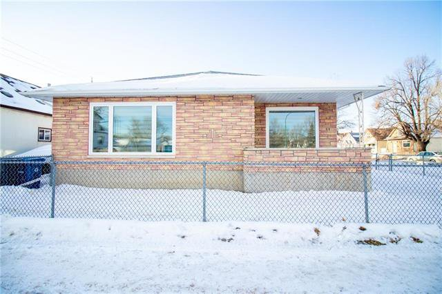 Main Photo: 874 Redwood Avenue in Winnipeg: Single Family Detached for sale (4B)  : MLS®# 202003994
