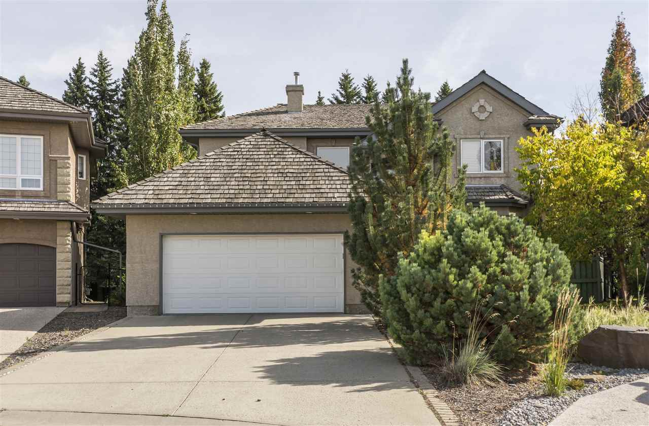 Main Photo: 1633 HECTOR Road in Edmonton: Zone 14 House for sale : MLS®# E4198254