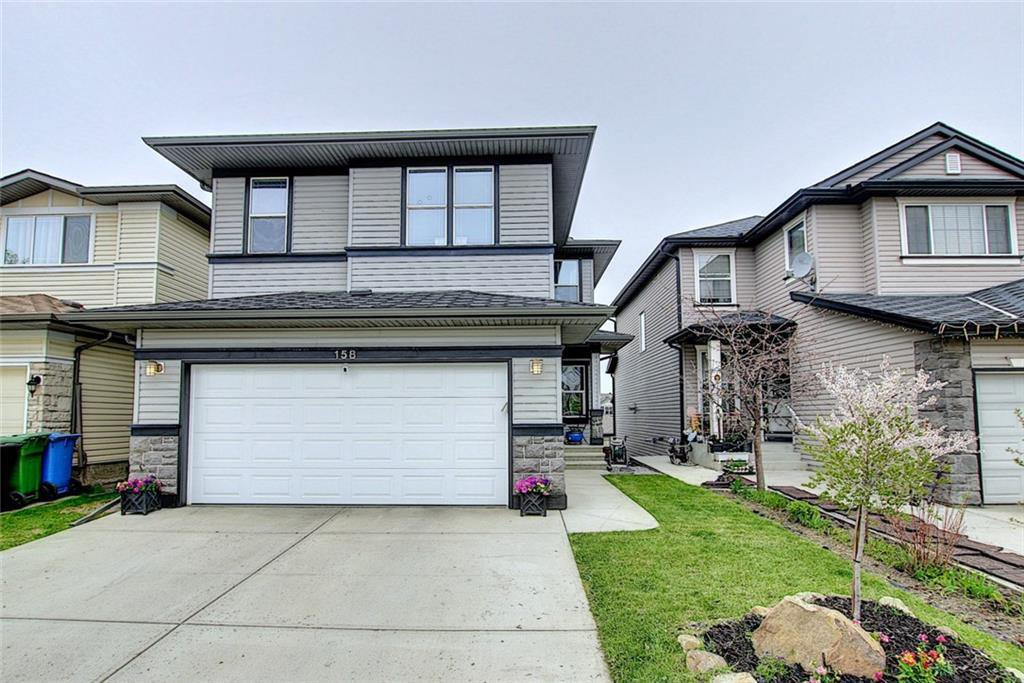 Main Photo: 158 Panamount NW in Calgary: Panorama Hills Detached for sale : MLS®# C4297882