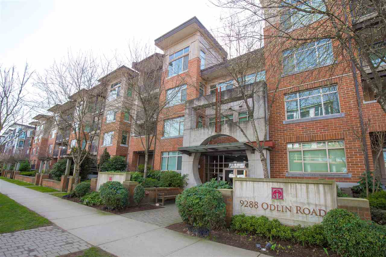 "Photo 18: Photos: 323 9288 ODLIN Road in Richmond: West Cambie Condo for sale in ""MERIDIAN GATE"" : MLS®# R2472996"