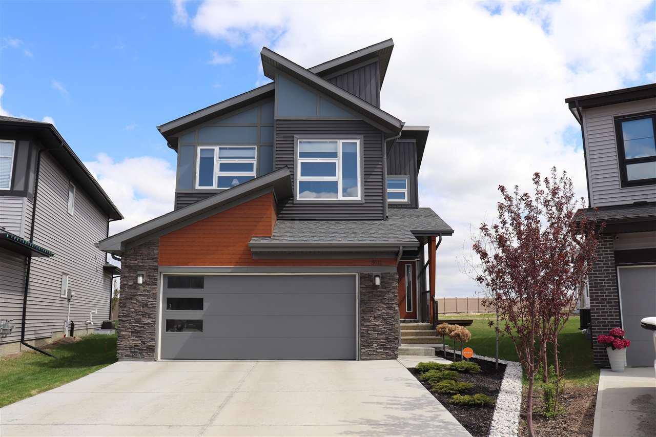 Main Photo: 3611 PARKER Close in Edmonton: Zone 55 House for sale : MLS®# E4208582