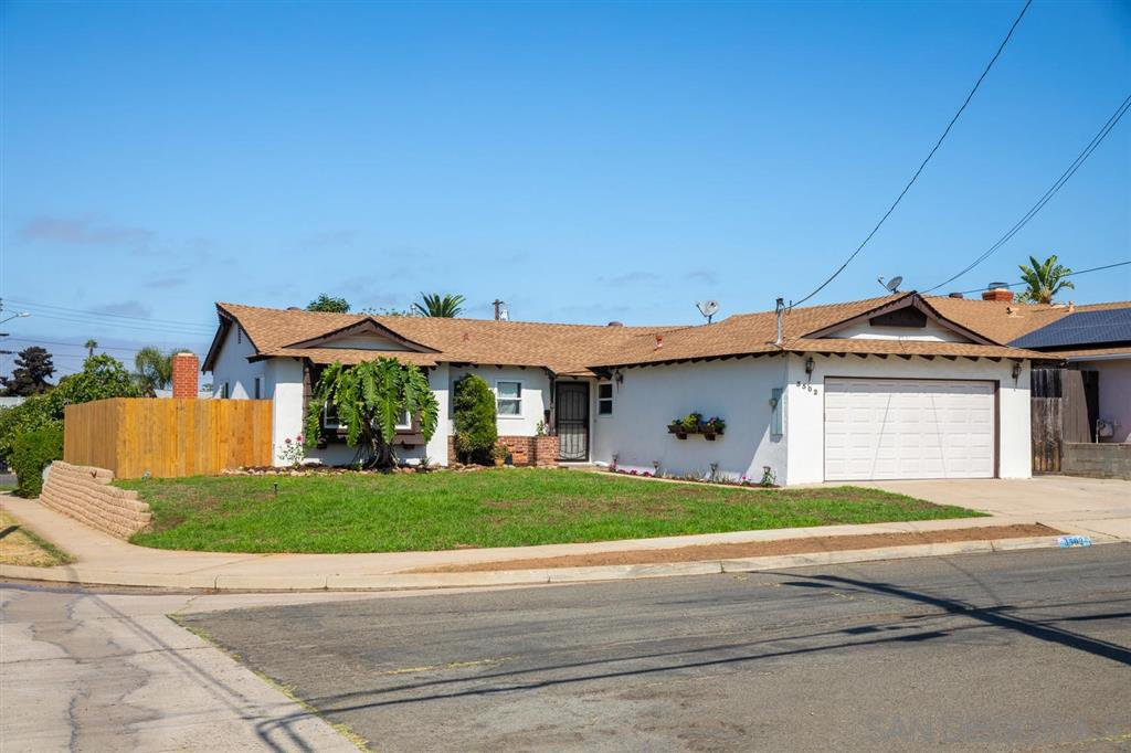 Main Photo: CLAIREMONT House for sale : 3 bedrooms : 3502 Accomac Ave in San Diego