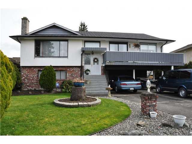 Main Photo: 9720 SNOWDON Avenue in Richmond: South Arm House for sale : MLS®# V877364