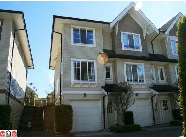 """Main Photo: 29 20560 66TH Avenue in Langley: Willoughby Heights Townhouse for sale in """"AMBERLEIGH 2"""" : MLS®# F1121109"""