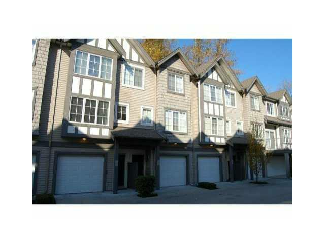 Main Photo: #46 8533 Cumberland Place in Burnaby: The Crest Condo  (Burnaby South)  : MLS®# V1009858