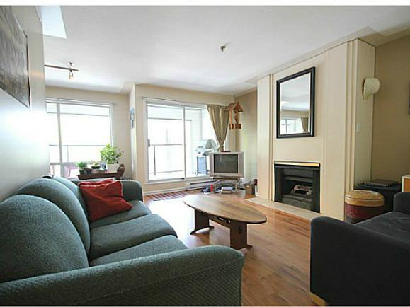 Photo 2: Photos: # 101 1176 W 6TH AV in Vancouver: Fairview VW Condo for sale (Vancouver West)  : MLS®# V1018339