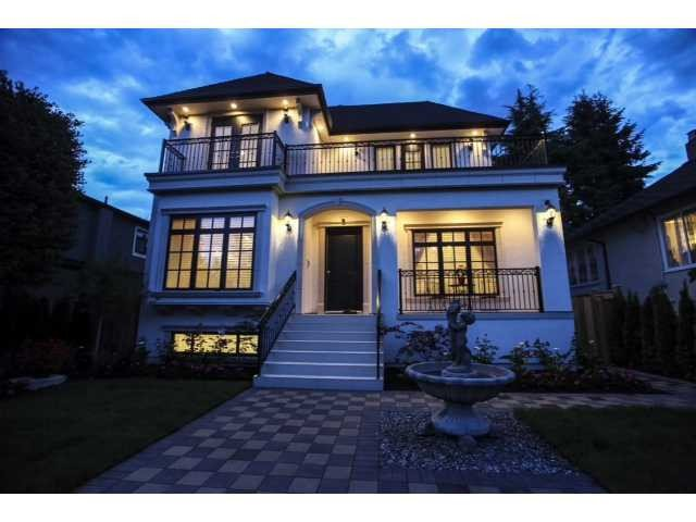 Main Photo: 3587 W 38TH Avenue in Vancouver: Dunbar House for sale (Vancouver West)  : MLS®# V1038819
